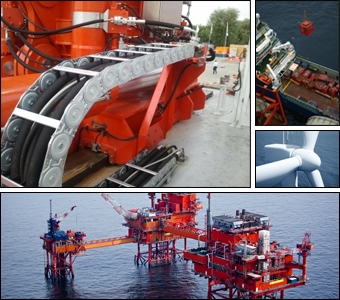 Christopher Consulting in de offshore industrie